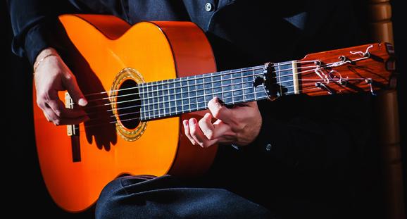 Clase Particular De Guitarra Flamenca Escuela De Guitarra Flamenca Fernando Mejías